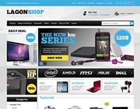 Lagon - Premium Opencart Theme