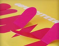 Paper folding letters: JUNO