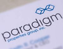 Paradigm Properties Group Identity