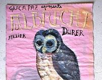Albretch Durer kids art class poster