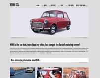 Mini Online Museum - Website