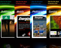 Energizer PowerSource Facebook Tabs