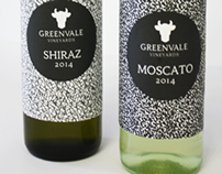 Greenvale Vineyards- Identity Manual & Packaging