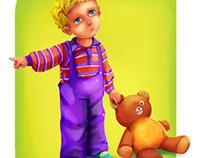 More Children's Book Illustrations