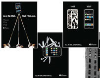 iPhone Advertising Campaign