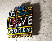 For Love & Money 2013