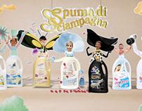 SPUMA DI SCIAMPAGNA - Tv Commercial