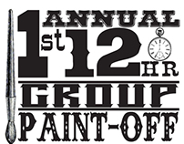 The 1st Annual 12hr Paint-off