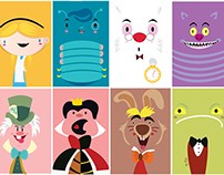 Classic fairytales characters