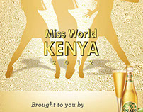 Miss World Kenya 2012 Digital Campaign