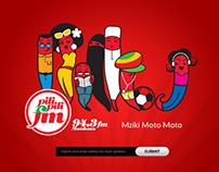 Pilipili Fm Website Design