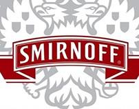 "Smirnoff - ""The Night"" Social Media Campaign"