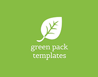 green pack templates
