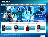 Proposed Tecno Digital Campaign