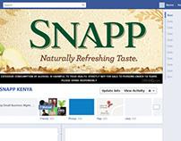 SNAPP Social Media Campaign