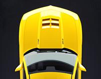 Camaro ZL1 - Alternate Renders