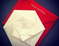 Louis Vuitton Yayoi Kusama Invitation