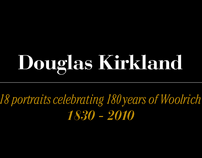 Douglas Kirkland / celebrating 180th years of Woolrich