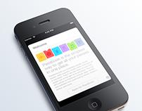iPhone 4 - Editable PSD Templates