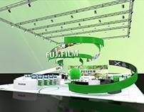 Fujifilm stand concept