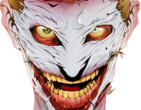 """The Joker from """"Death of the family"""""""