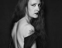 Lisa black & white