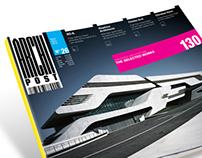 ARCHIPOST Publication Design