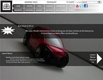 Needle Webpage