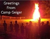 Boy Scout Camp Postcards