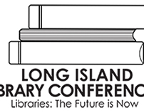 Long Island Library Conference Logo