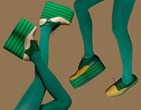 Malcontent - shoes