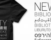 New City Library T-Shirt
