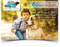 Dog Day Out   Event Campaign
