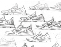Footwear Sketches!