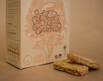 Pams - Wheat Biskits Cereal box