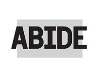 Abide Typeface