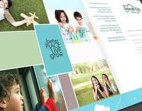 Brochure Design - Emerald City (Childcentric Homes)