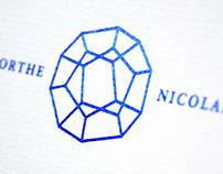 Dorthe & Nicolai logomark