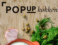 Pop Up Kitchen KBH