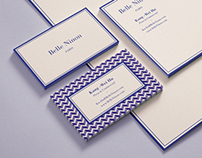 Belle Ninon - New Brand Identity System