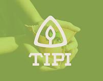 TIPI // leather waste kitchen garden