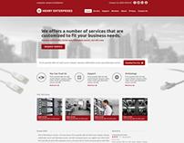 Henry Enterprises - computer systems installation