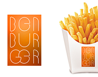 Burger FREE font