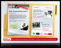 Marketing & promotional design