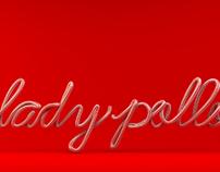 Lady Pollo 3D Type