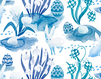 Patterns / Easter
