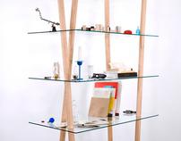 Dyvel Shelves