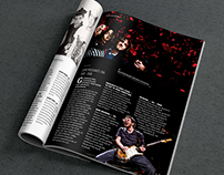 RHCP | Magazine | Training Work