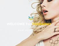 Tography - Photogrphy & Freelancer WordPress Theme