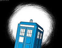 Dr. Who Tees - Passenger